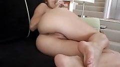 Karina Kay foot fetish
