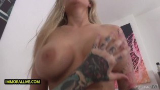 Huge Boobs PAWG Kayla Green Multiple Orgasms In Doggystyle Pov – Monster Curves MILF Loves to Fuck!