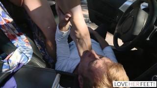 LoveHerFeet – 007 The Spy Who Fucked My Feet